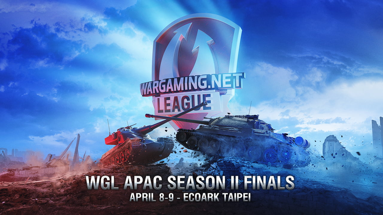「World of Tanks」アジア最強チーム決定!eスポーツ大会「The Wargaming.net League APAC Season II Finals」開催決定!