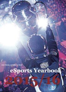 """eSports Yearbook 2015/2016″英語のeスポーツ書籍が無料配布開始"
