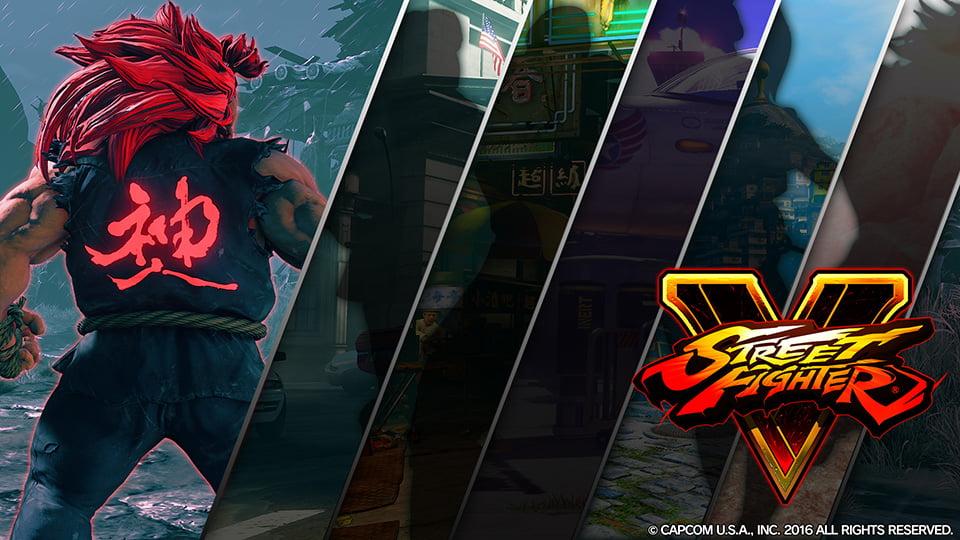 eスポーツ大会も開かれる「Street Fighter V」の新キャラを声優がリーク?!