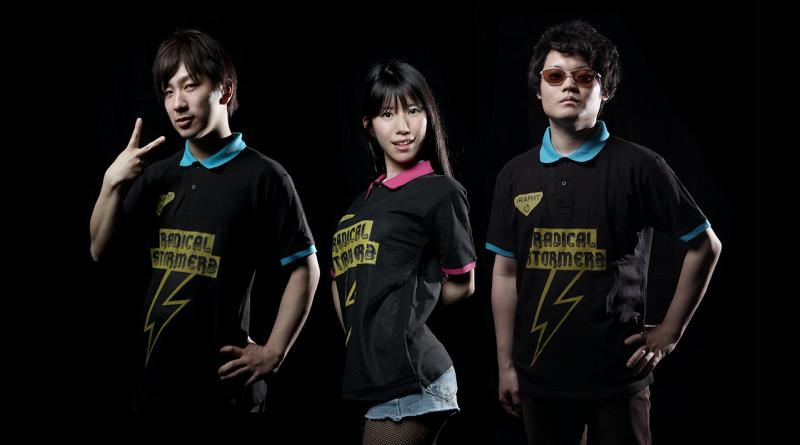 eスポーツチーム「Radical Stormerz」がTeam GRAPHTとのサポート契約を締結