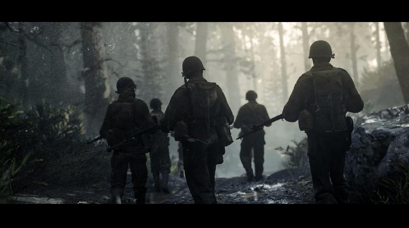 「Call of Duty: WWII」の発売日は2017年11月3日、eスポーツとしても人気の一大FPSシリーズ最新作