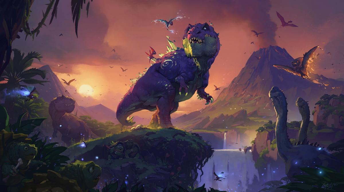 Hearthstone 新パック大魔境ウンゴロのリリースが4月7日に決定