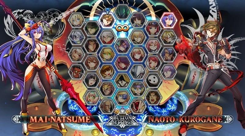 人気eスポーツ格闘ゲーム『BLAZBLUE CENTRALFICTION』PC版が4月26日に配信!