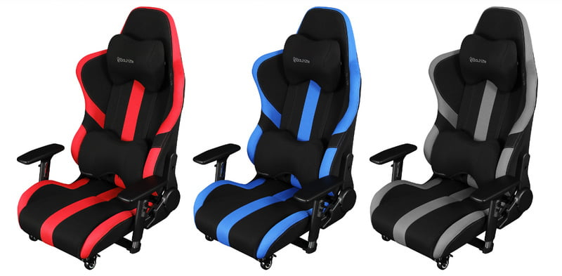 ビーズ株式会社、プロeスポーツプレイヤー仕様の「ゲーミング座椅子」を発売